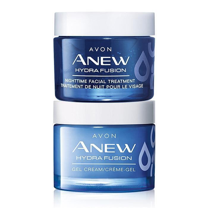 Anew Hydra Fusion Maximum Hydration Duo